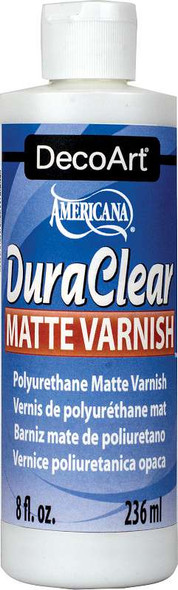 Americana DuraClear Matte Varnish 8oz