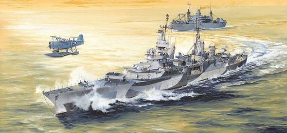 Trumpeter 1/350 USS Indianapolis CA-35 Heavy Cruiser 5327