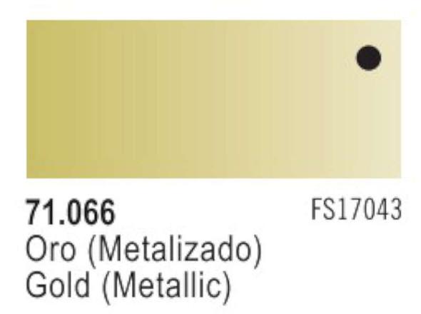 Vallejo Gold Paint, 17ml
