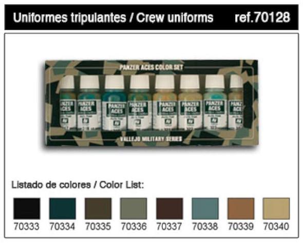 Vallejo 70128 N5 - Crew Uniforms