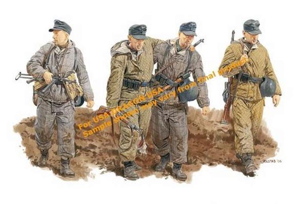 1st Luftwaffe Field Division (Novgorod 1944) - Gen 2 1/35