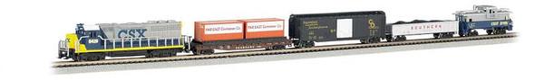 Bachmann Trains Freightmaster Train Set, N Scale 24022-BT