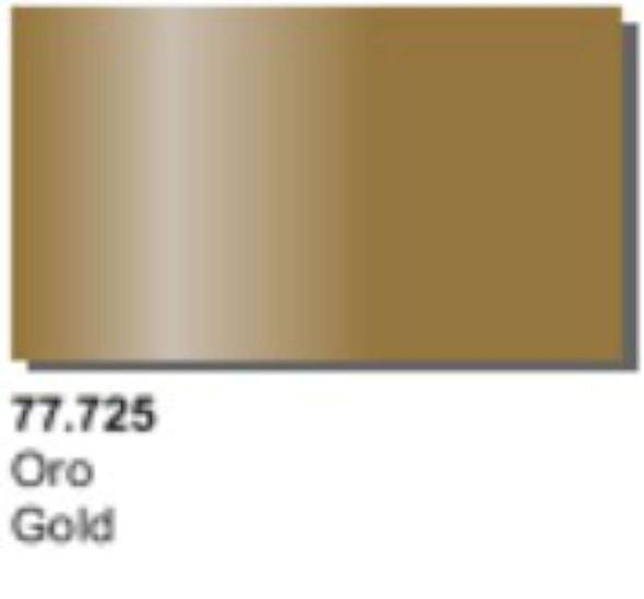 Vallejo Metal Color Gold 77.725 32ml