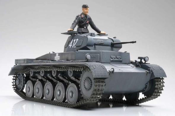 Tamiya Paints 35292 Panzerkampfwagen II Ausf A/D/C