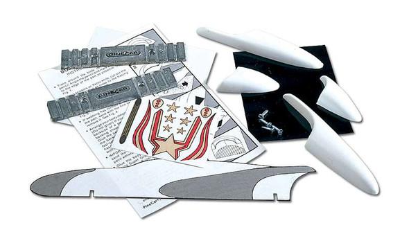 Pinecar PIN414 Designer Car Kit, Starfire