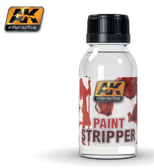 AK Interactive - Paint Stripper 186