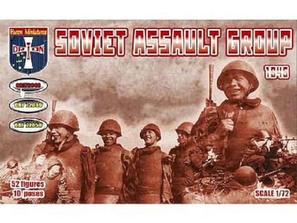 1/72 Soviet Assault Group 1945