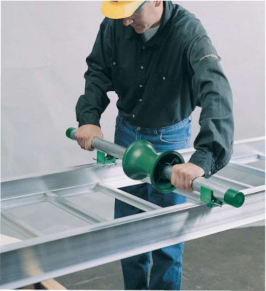 Greenlee® Haines Cable Cable Tray Rollers