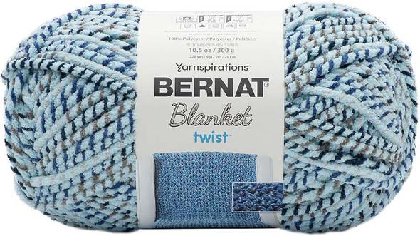 Bernat Blanket Twist Yarn Sea Stars