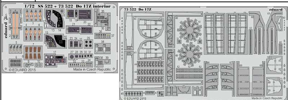 1/72 Aircraft- Do17Z for ARX (Painted Self Adhesive)