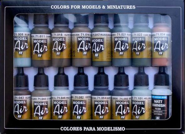 Model Air - Sets RLM Colors Set New