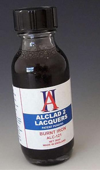 Alclad II Lacquers Burnt Iron 1oz - ALC121