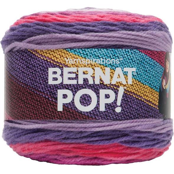 Bernat Pops Yarn Violet Vision