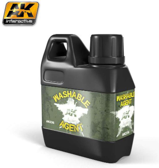 Washable Agent to Convert Acrylic Paint to Wash Effect 100ml Bottle