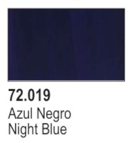 Vallejo Game Color Night Blue Paint, 17ml VJP72019 Vallejo