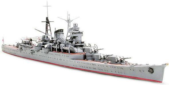 Tamiya 1/700 Japanese Heavy Cruiser Suzuya