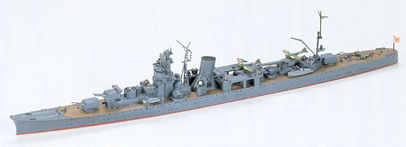 Tamiya 31315 Japanese Light Cruiser Yahagi 1/700 Scale Plastic Model Kit #1