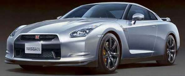 Tamiya - 24300 1/24 Nissan GT-R