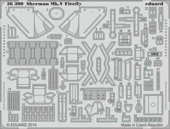 1/35 Armor- Sherman Mk V Firefly for TAM