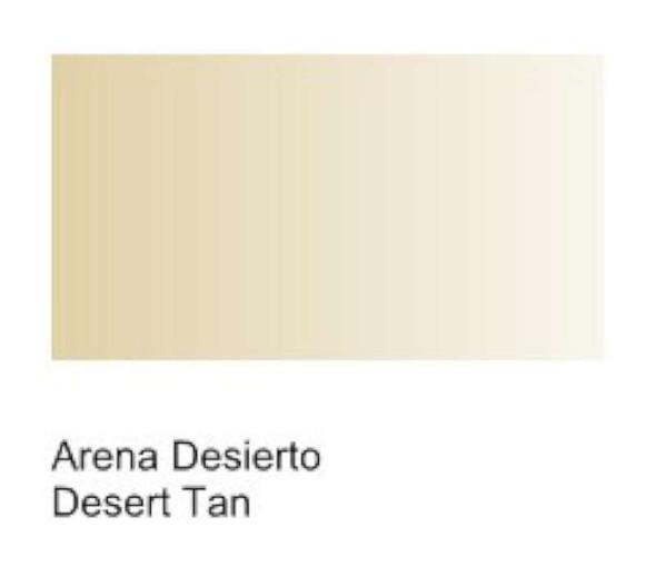 Vallejo Acrylic Paints Desert Tan Base Surface Primer (200mL Bottle)