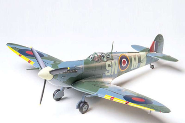 Tamiya 1/48 Supermarine Spitfire MK VB TAM61033 [DJO]