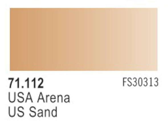 US Sand (FS30313), 17ml by Vallejo, Model Paint