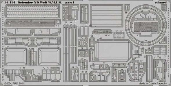 1/35 Armor- Defender XD Wolf W.M.I.K. for HBO