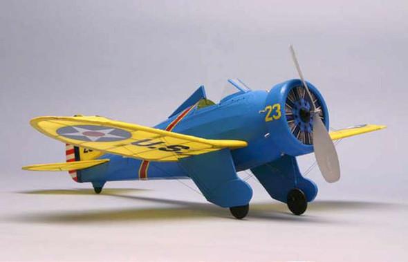 Dumas 17-1:2in. P26 Peashooter Rubber Powered Plane Kit 223