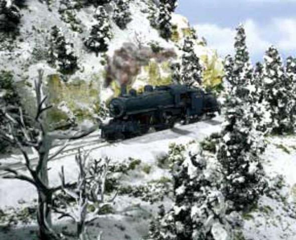 Woodland Scenics - SN140 Soft Flake Snow (Model Train - Scenery)