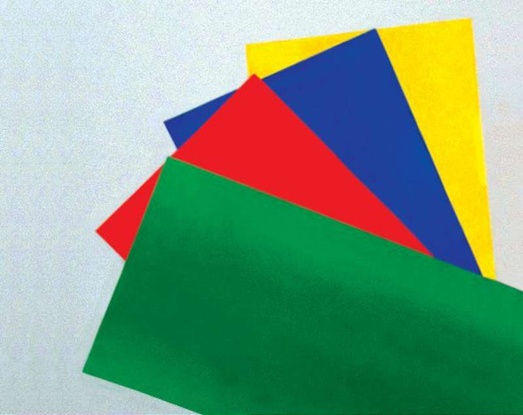 Evergreen Sheet Polysty Assortment Pack .010x6x12 (5) 9905