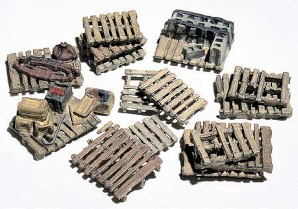 Woodland Scenics D204 Assorted Skids (15) HO