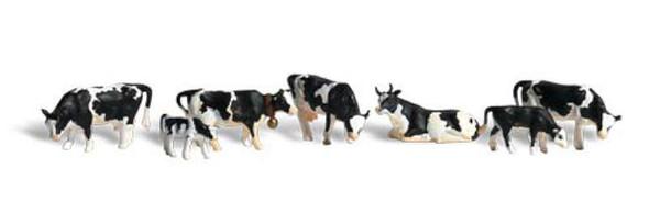Holstein Cows (O Scale)