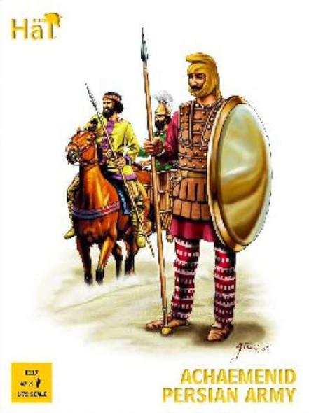 Model Figures - Achaemenid Persian Army- 1:72 -HAT Industrie