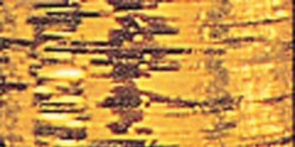 Sulky Metallic Thread 250yd Brass Gold