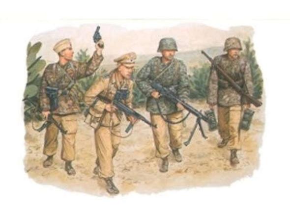 Dragon 135 Hermann Goering Division Tunisia 1943 6036
