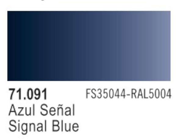 Model Air - Singles Signal Blue Mint/New