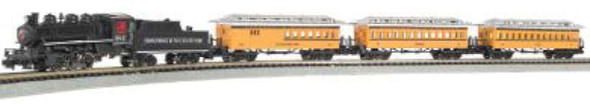 Bachmann Industries- Rocky Mountain Express Colorado and Southern Set