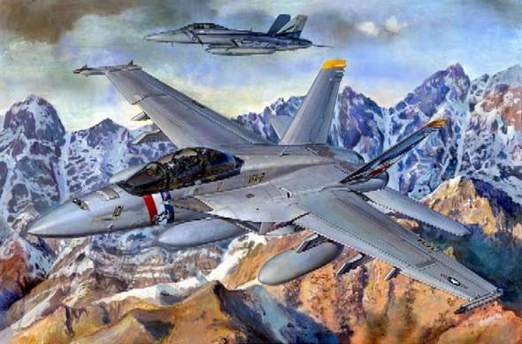 Trumpeter 1/32 F/A-18F Super Hornet Fighter 03205
