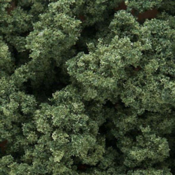 Bushes Clump- Foliage Medium Green (12oz. Bag)