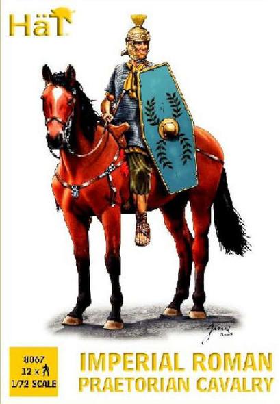 Hat Imperial Roman Praetorian Cavalry - 1:72 Plastic Soldier Kit