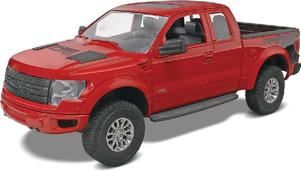 2013 Ford F-150 SVT Raptor 1/25 Scale Model by Revell 851233