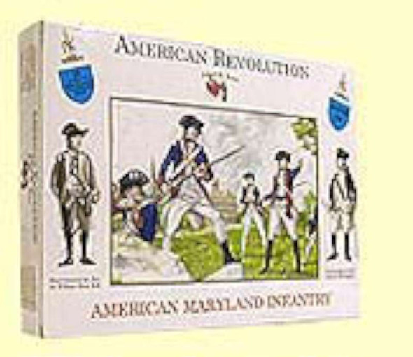 Model Figures - American Revolutionaries 16 Figures- 1:32 -A Call to A