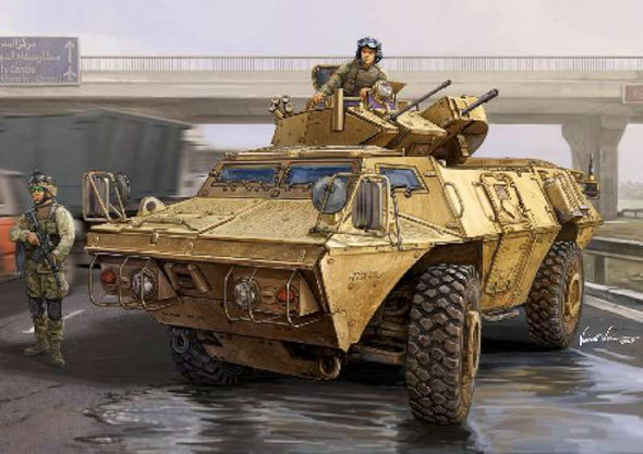 Trumpeter Models 1/35 M1117 Guardian Armored Security Vehicle TSM1541