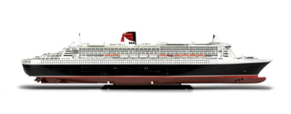 Revell 05808 1/1200 Queen Mary 2 RVLS5808