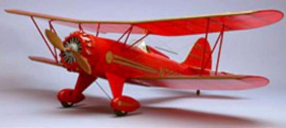 Dumas Waco YMF-5 Biplane EP Kit 35 1807