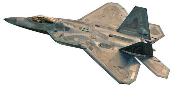 Revell - 855984 1/72 F-22 Raptor - Plastic Model
