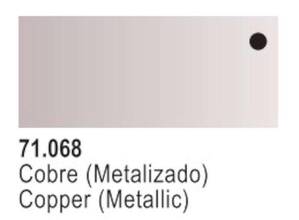 Metallic Copper, 17ml by Vallejo, Model Paint