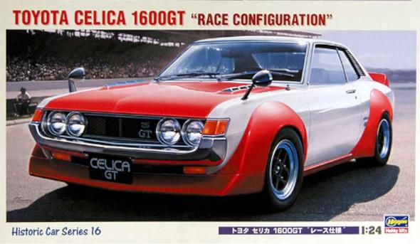 Toyota Celica 1600GT Race, 1/24 by Hasegawa, Model Car