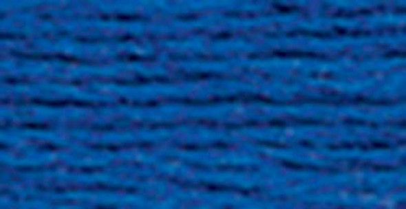 DMC 6-Strand Embroidery Cotton 100g Cone Royal Blue Dark