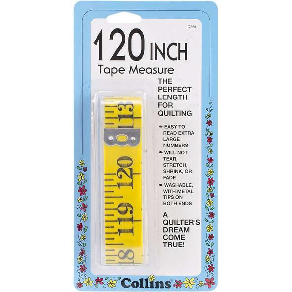 "Collins Tape Measure 3/4""X120"""